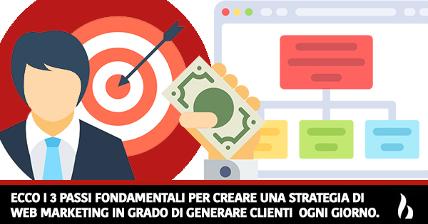 creare strategia web marketing