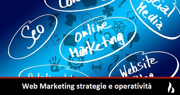 web marketing strategie e operatività