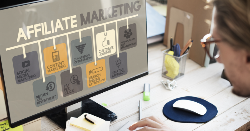 affiliate marketing come si fa